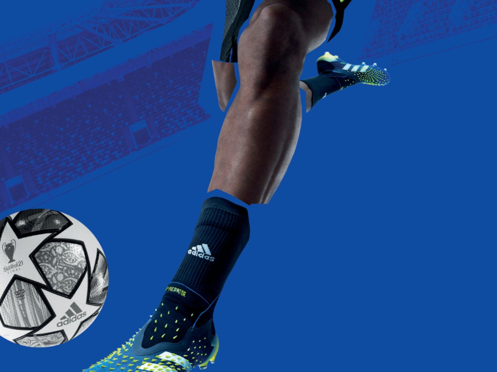 ADIDAS FUSSBALL Onlineshop