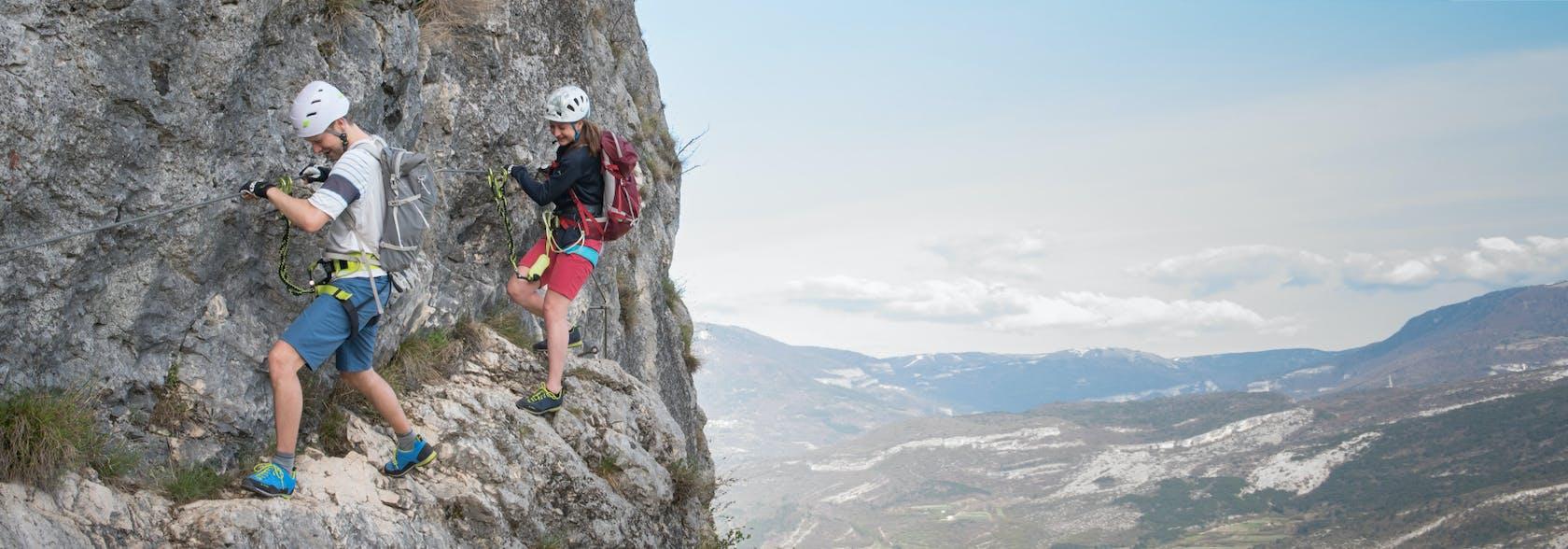 Klettersteig-Komplettset