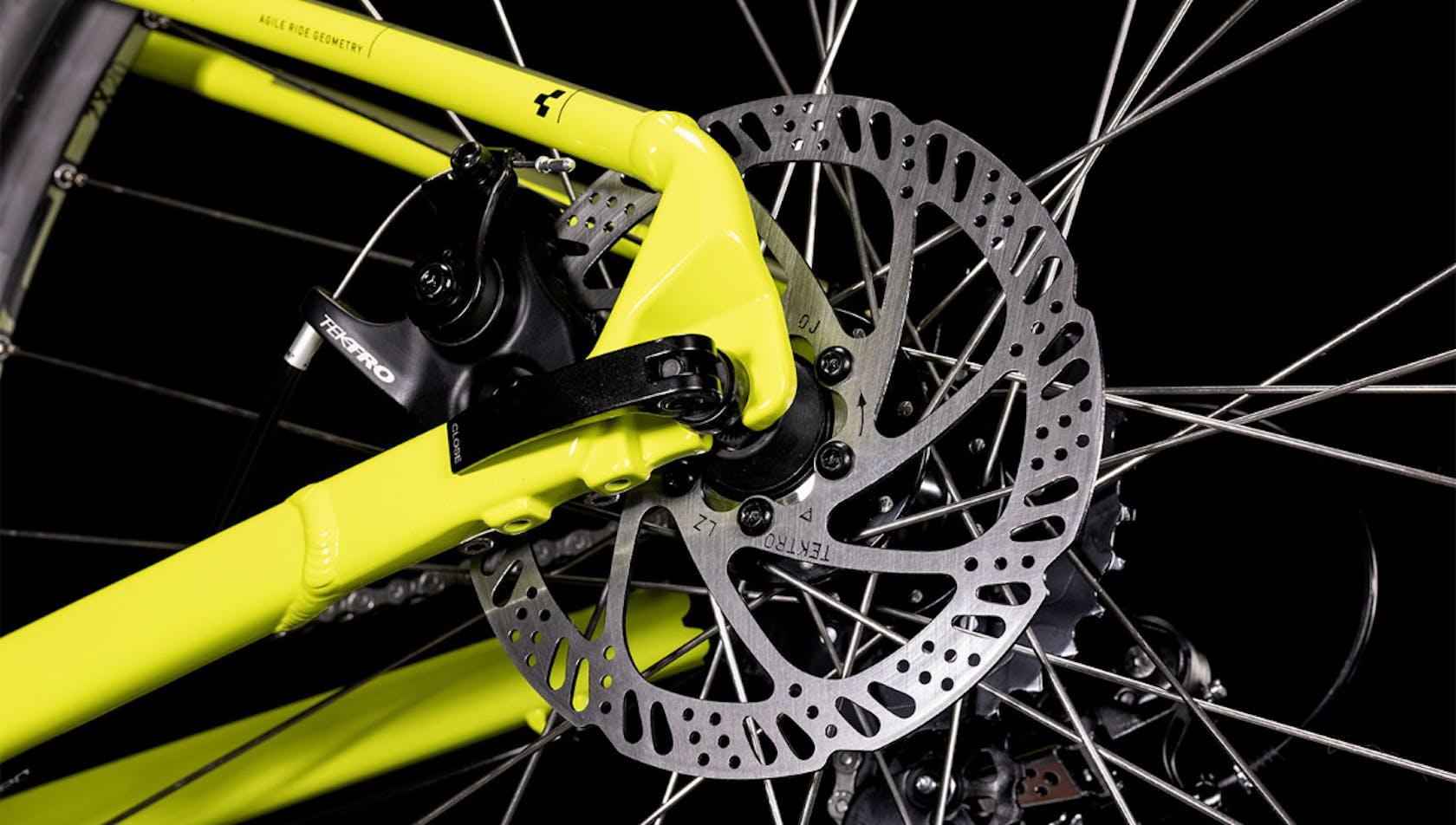 Neue Bike Kollektion von Cube