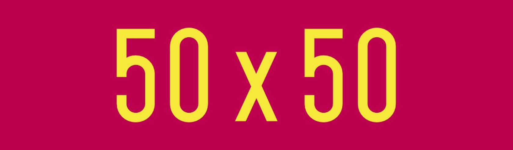 Summer Sale 50x50