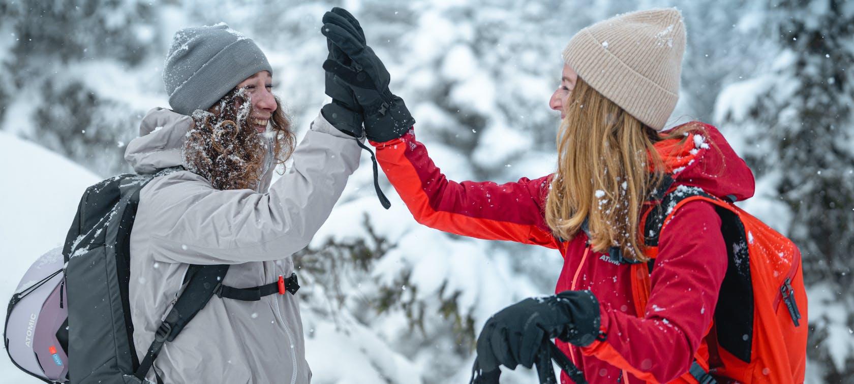 Bekleidung Skitouren Damen