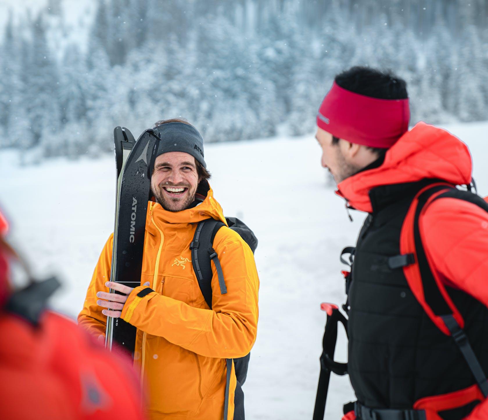 Bekleidung Skitouren Herren
