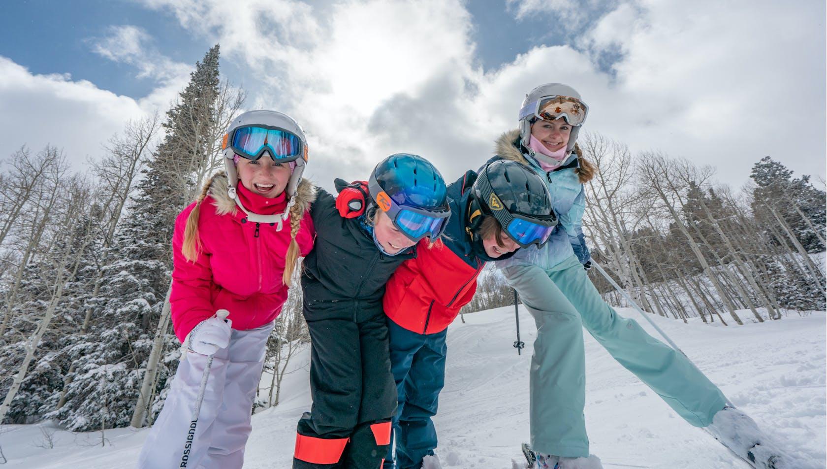 Abbigliamento bambino sci