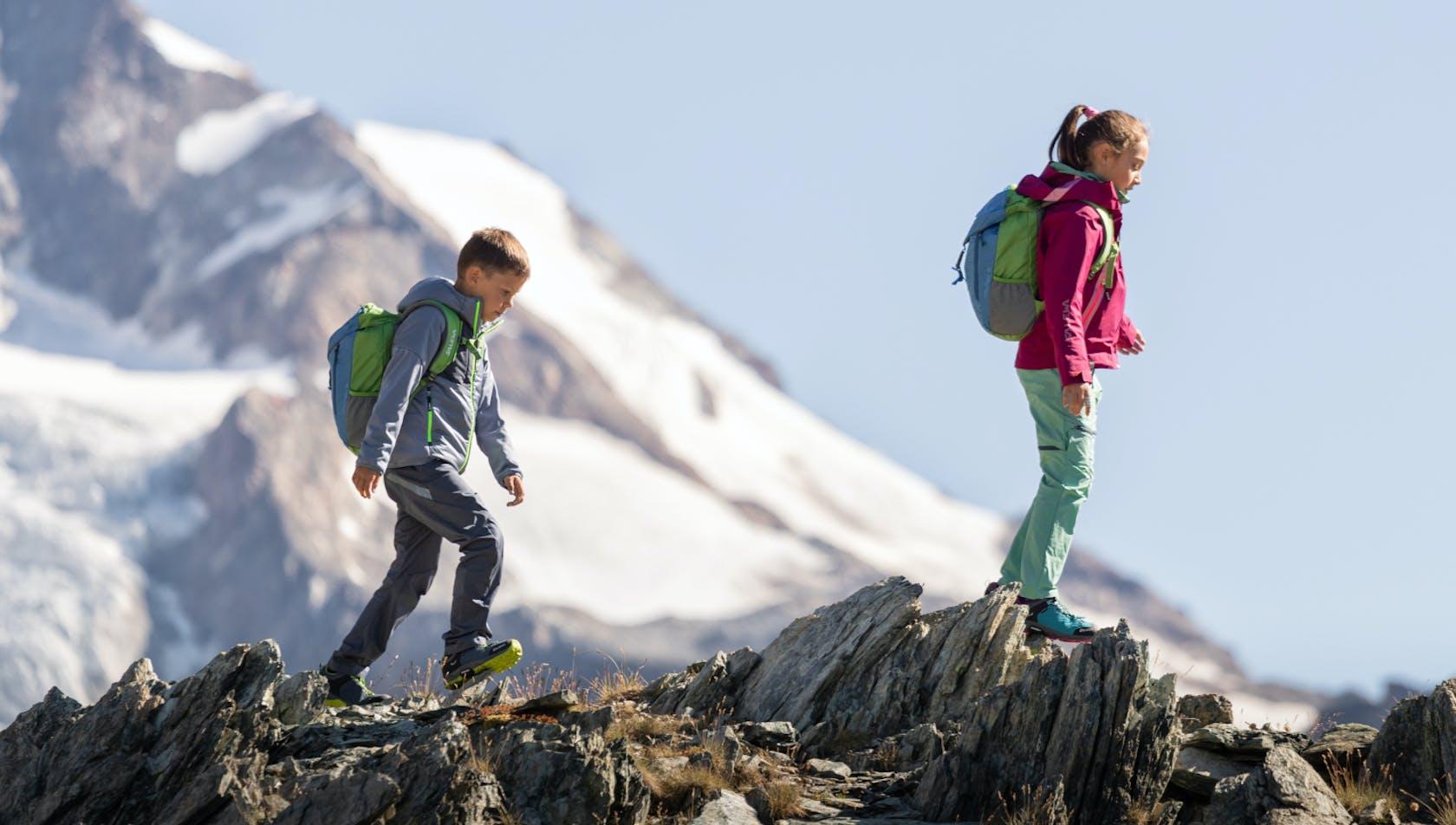 Abbigliamento trekking da bambino