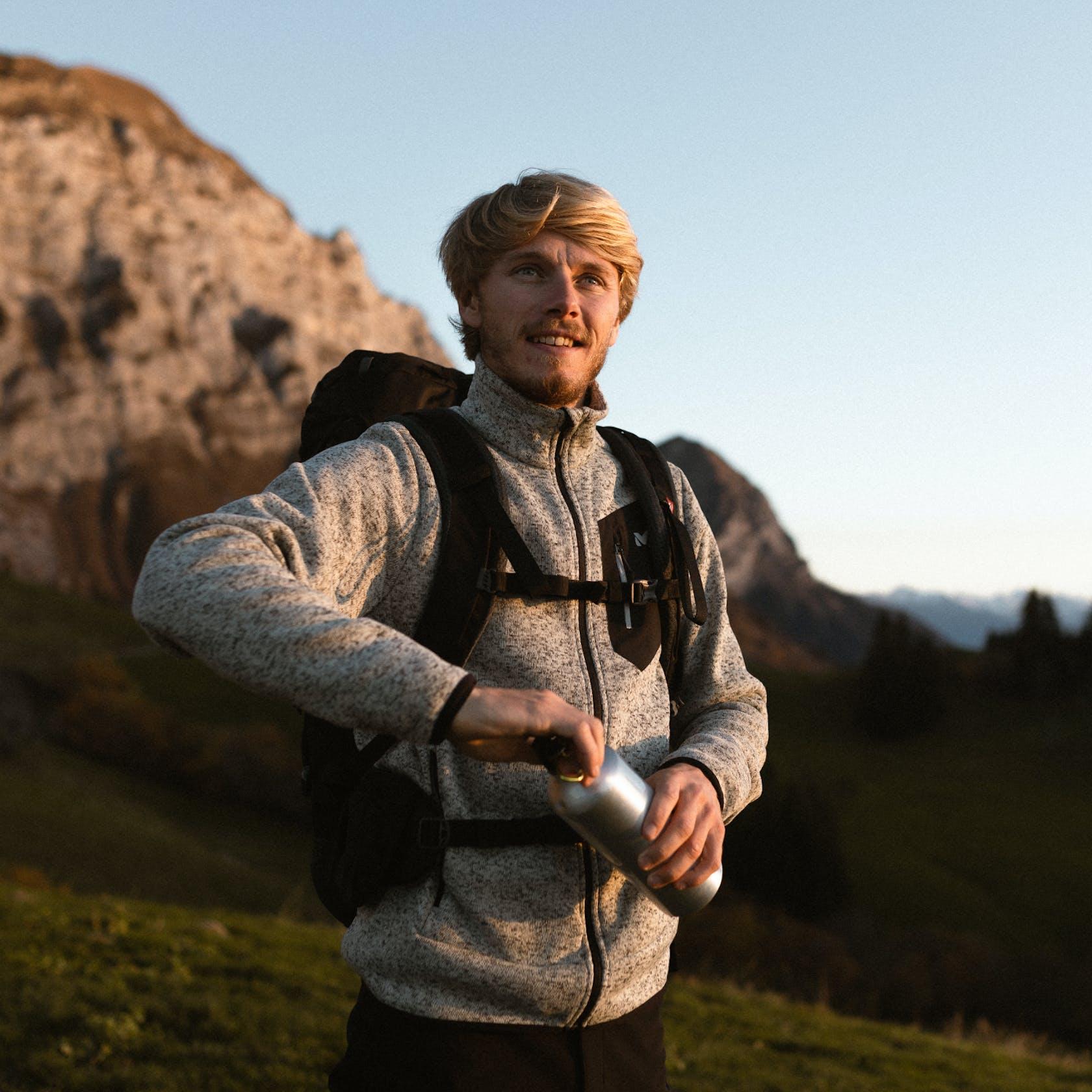 Abbigliamento trekking uomo