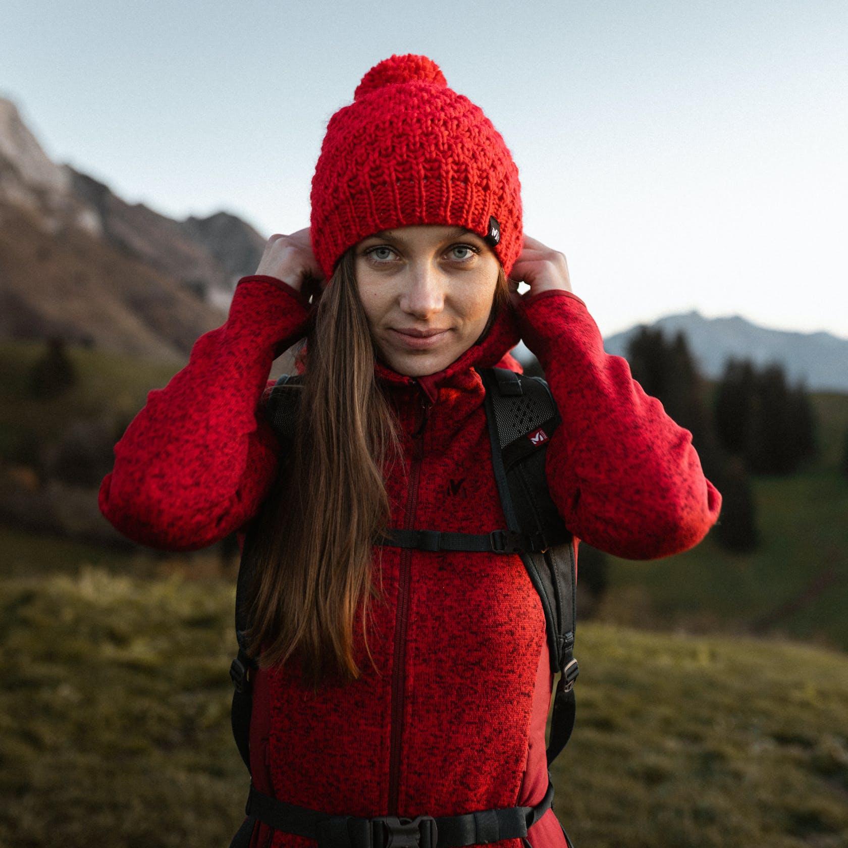 Abbigliamento trekking da donna