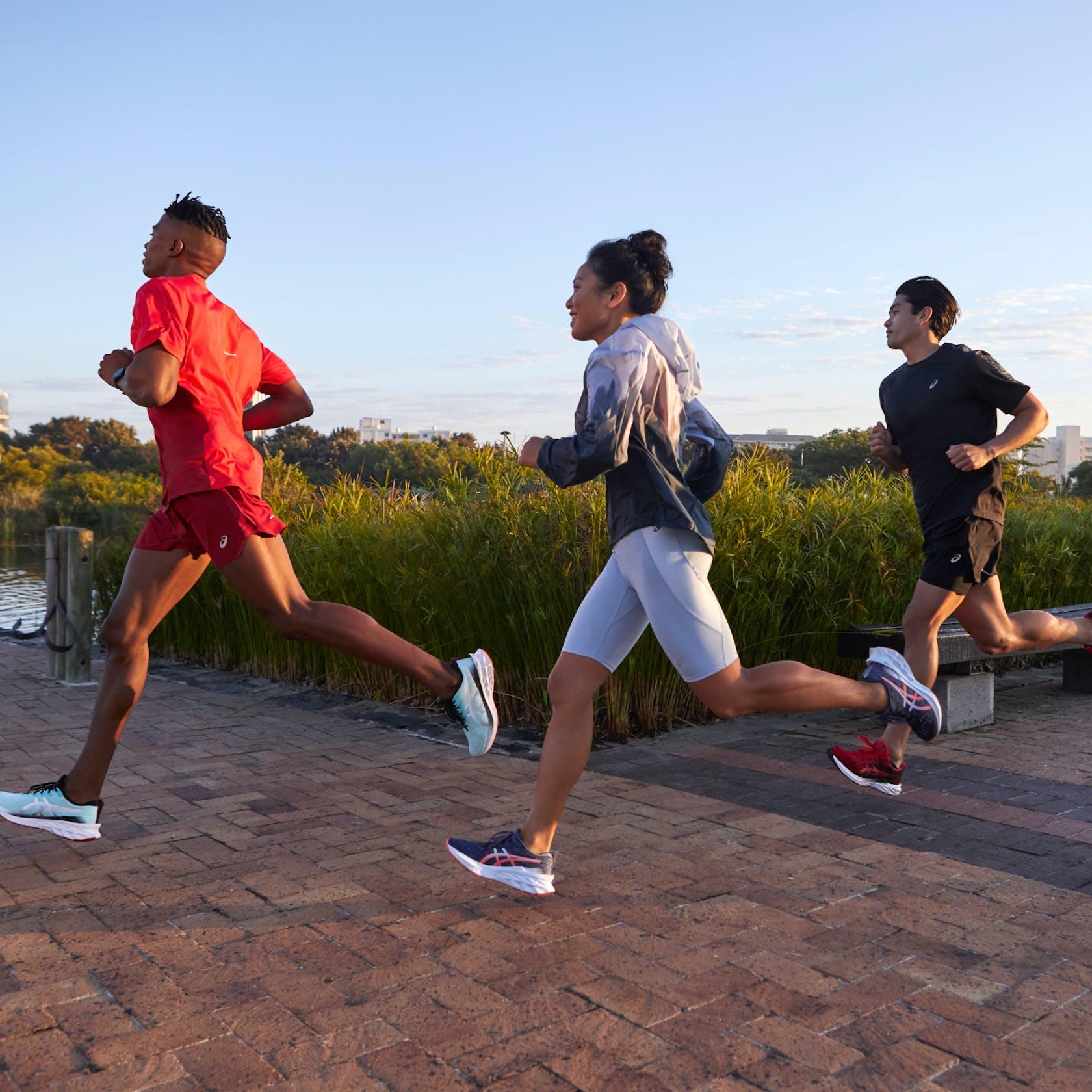 Runningschuhe Asics