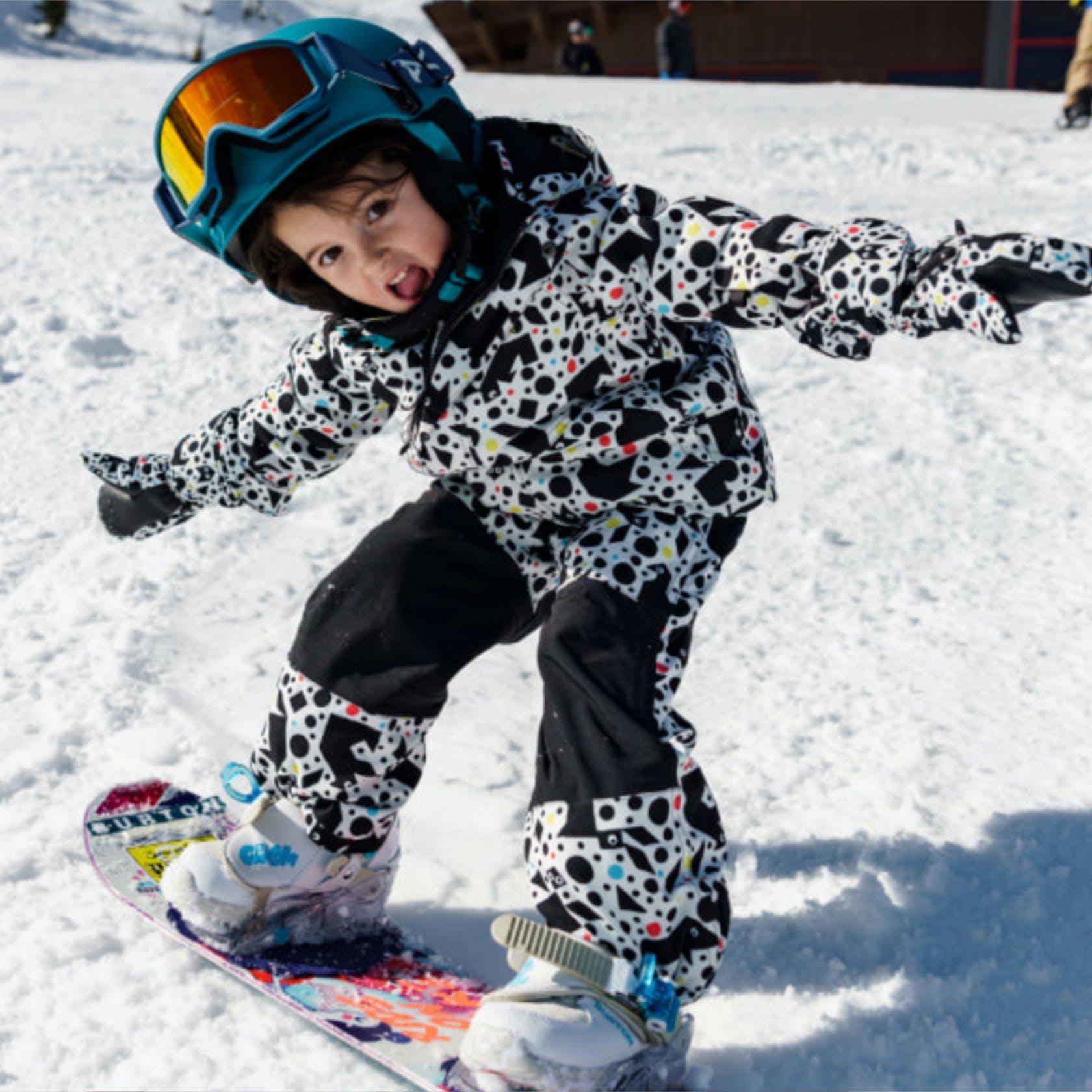 Snowboard Bekleidung Kinder