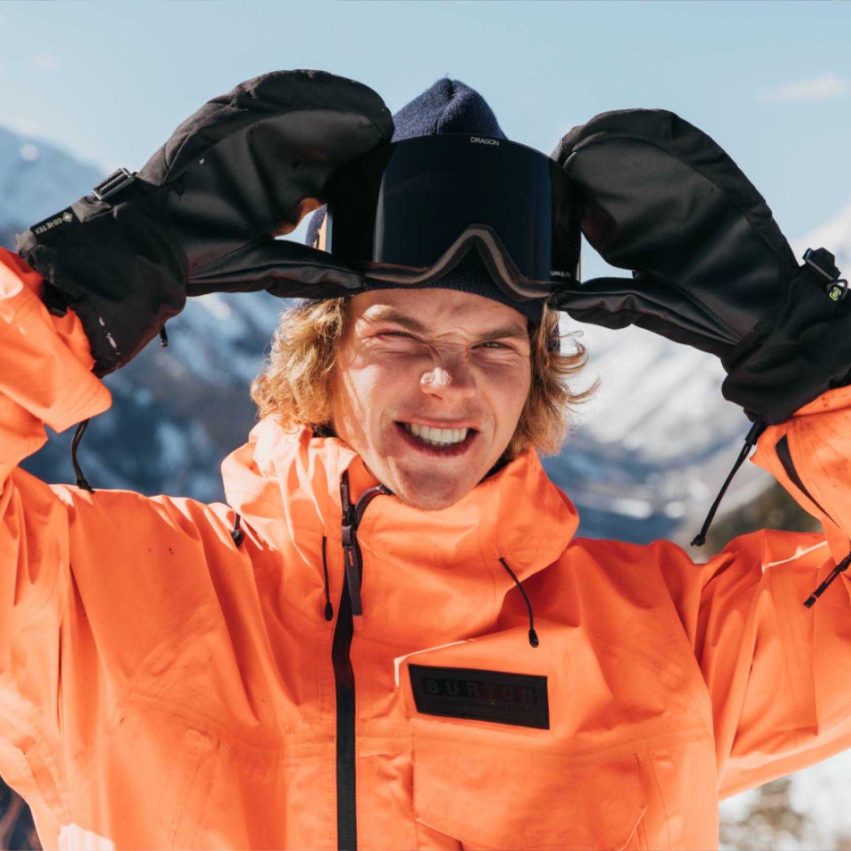 Snowboard Bekleidung Herren