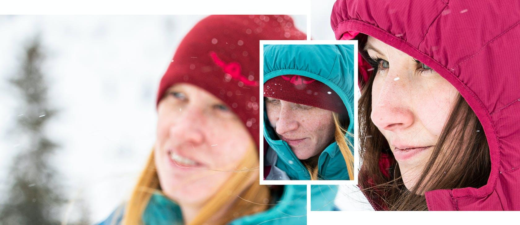 kaikkialla abbigliamento donna alpin outdoor