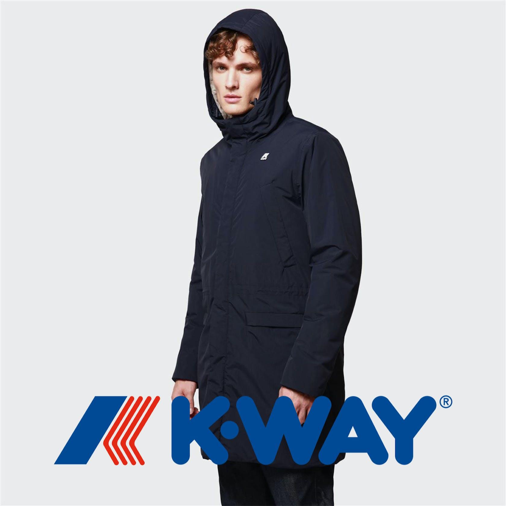 K-WAY 〉〉〉
