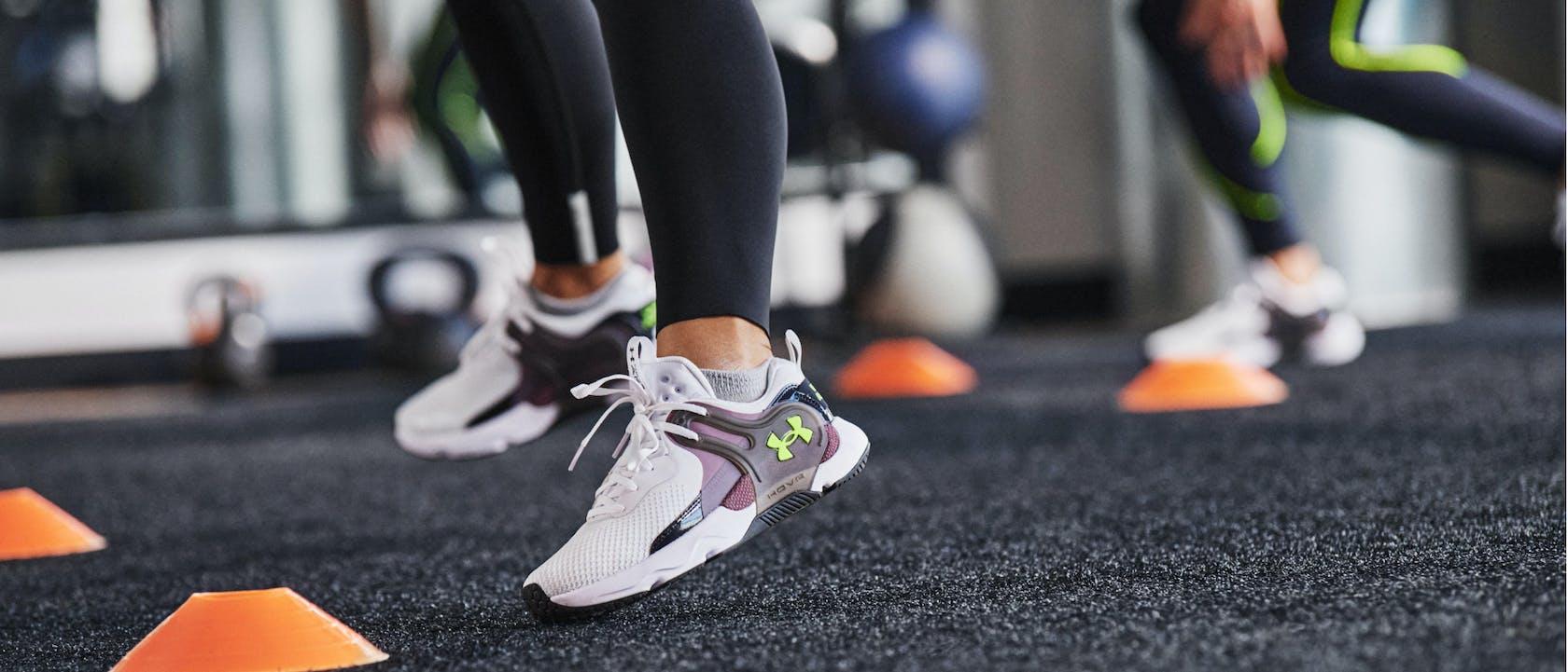 Schuhe Fitness