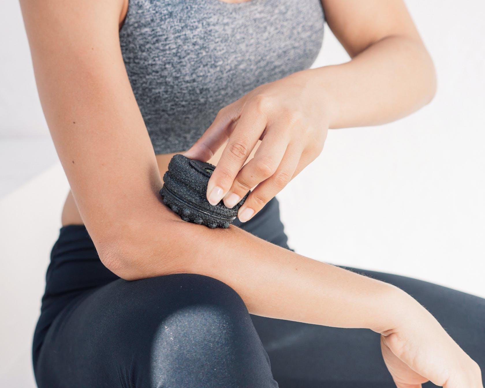 Wellness pre und post Training