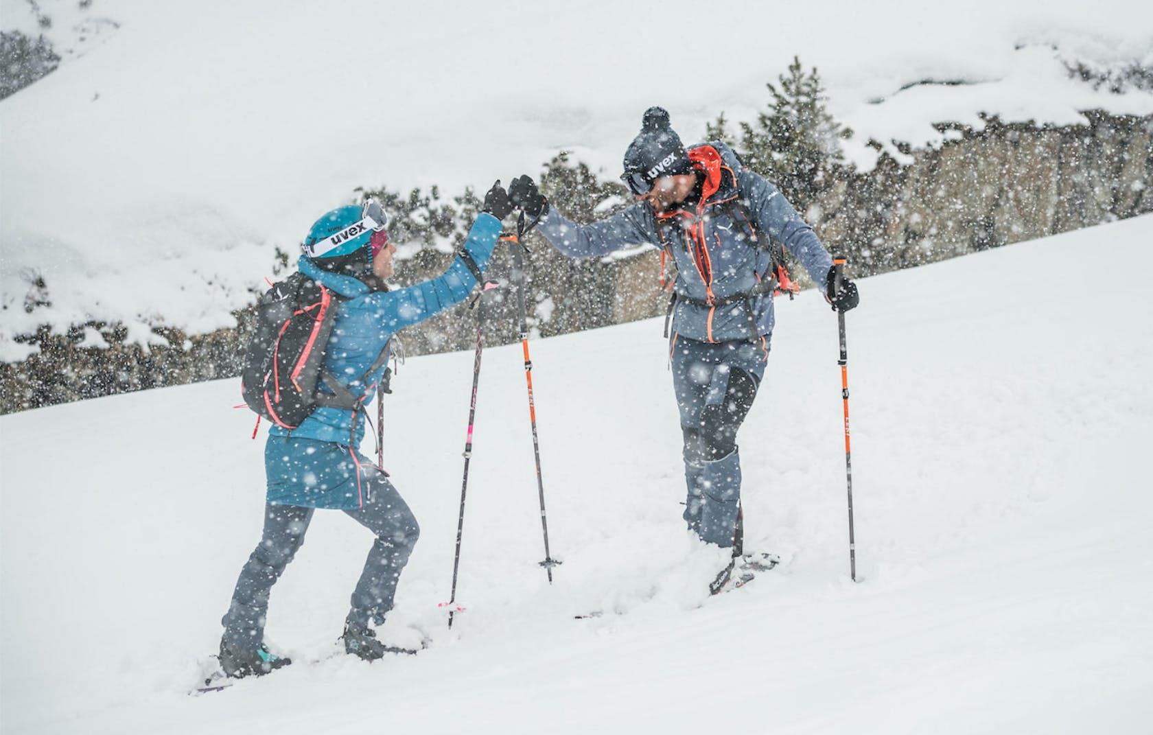 Abendvortrag Standardmaßnahmen Skitourengehen