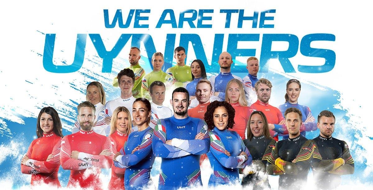 Neun Nationalmannschaften haben UYN für die Saison 2020/21 ausgewählt