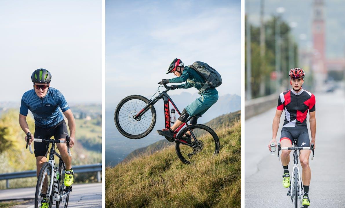 Onlineshop für Mountainbikes, Rennräder, Citybikes, e-Bikes