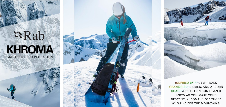 RAB Onlineshop für Alpinisten