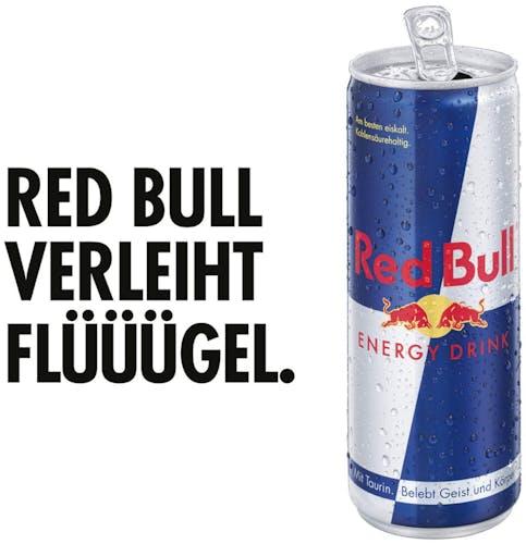 RED BULL Energy Drink 6 x 250 ml - Getränk