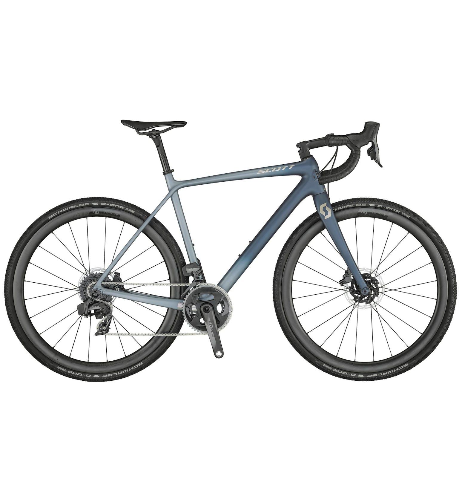 Scott Addict Gravel 10 (2021) - bici da gravel