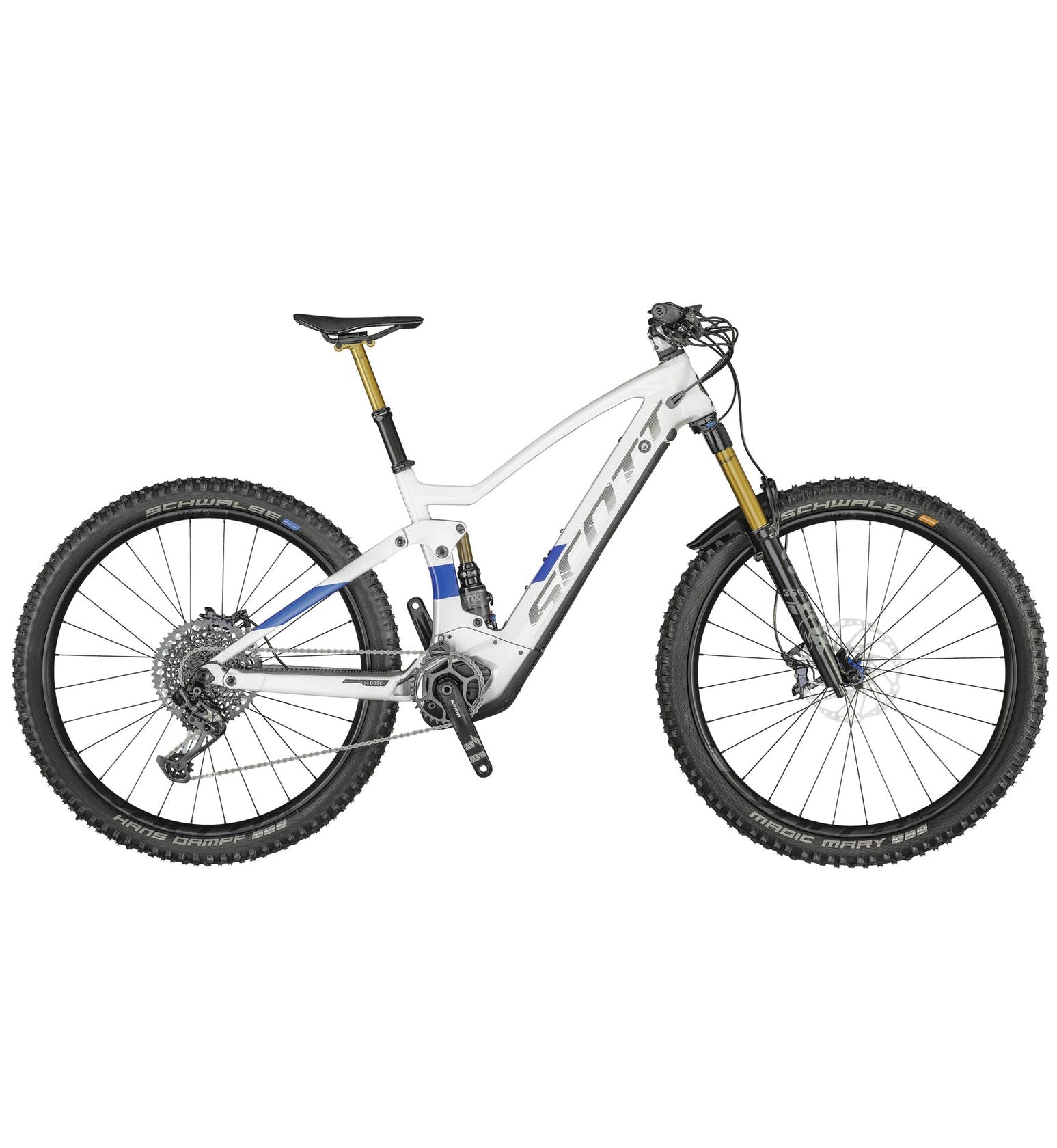 SCOTT Genius eRIDE 900 Tuned (2021) - MTB all mountain