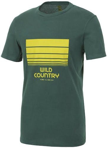 Wild Country Stamina - Herren-Kletter-T-Shirt