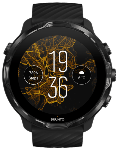 Suunto 7 - GPS-Sportuhr