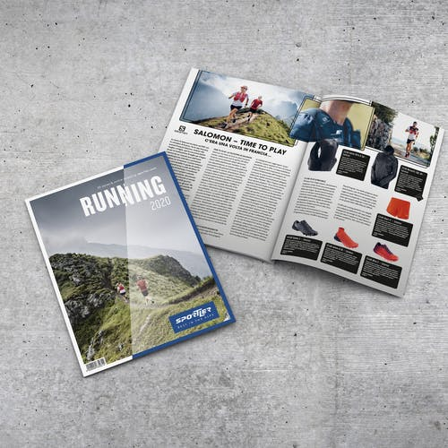 Sportler Magalog Running Digitale Version