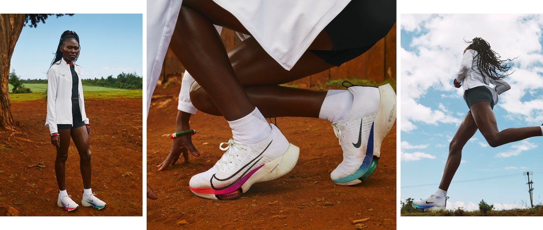 Der neue Nike Air Zoom Tempo NEXT%