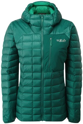 Rab Kaon Jacket - Isolationsjacke mit Kapuze - Damen