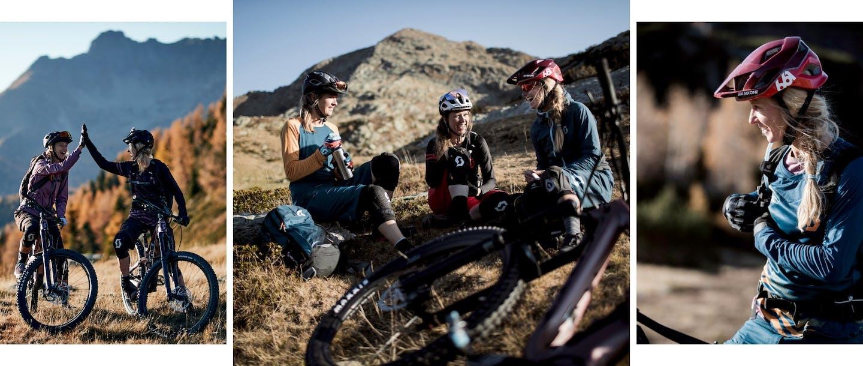Onlineshop Bikerucksäcke für MTB und Fahrradtouren