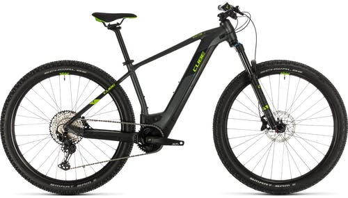 Cube Reaction Hybrid EXC 625 29 (2020) - eMountainbike