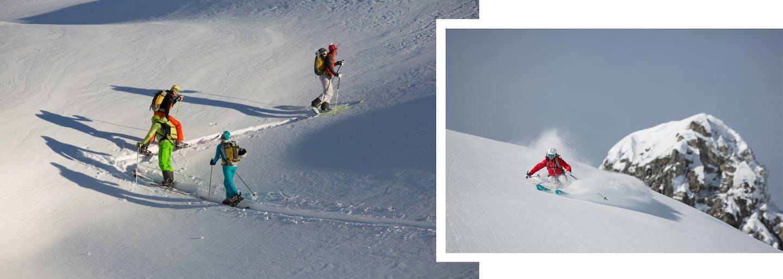 Skitourenski Talkback von K2