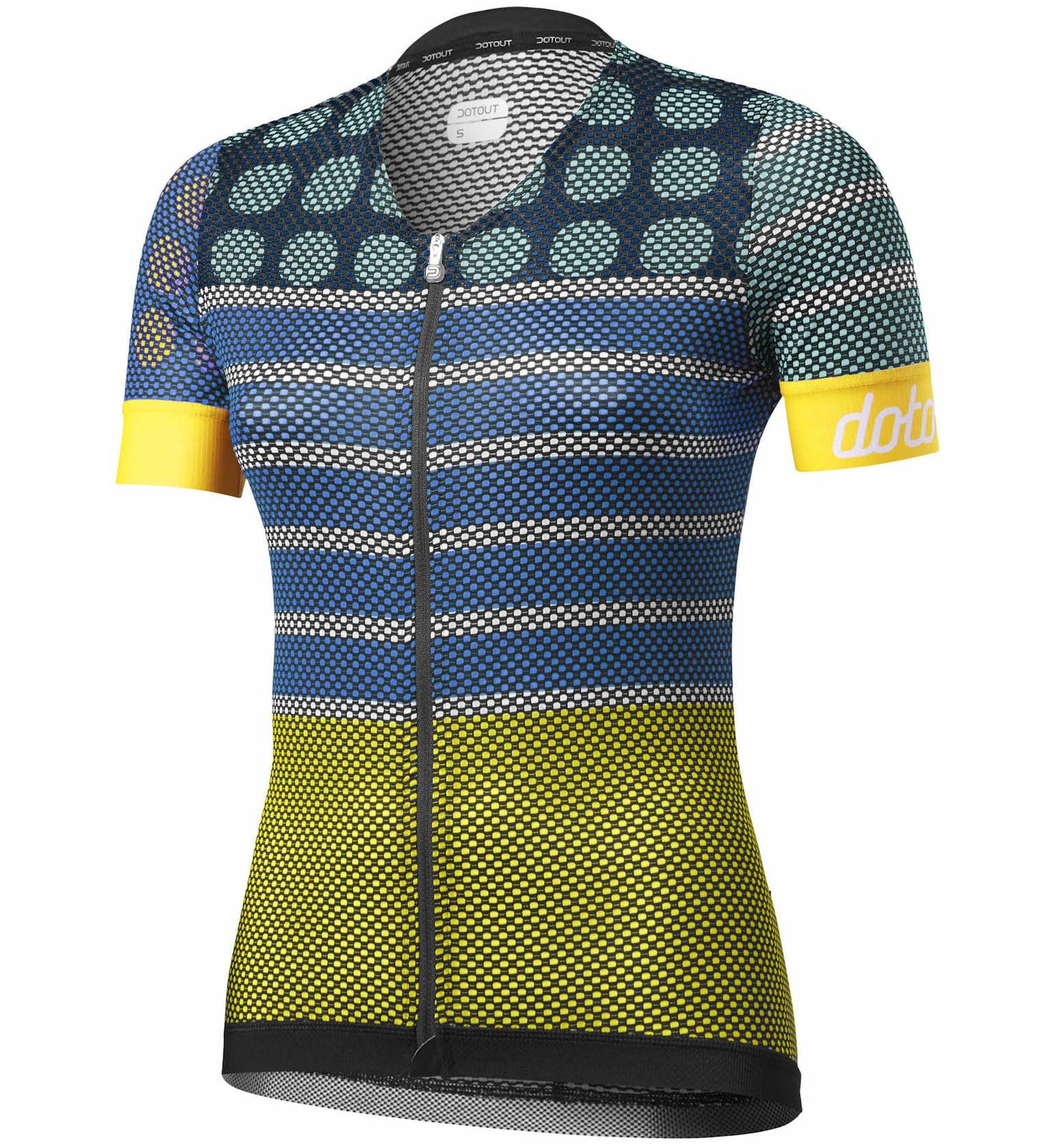 Dotout Dots - maglia bici - donna
