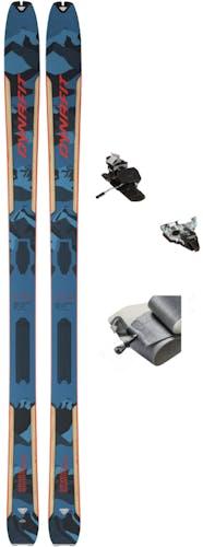 DYNAFIT Set Seven Summits: Skitourenski+Bindung+Felle