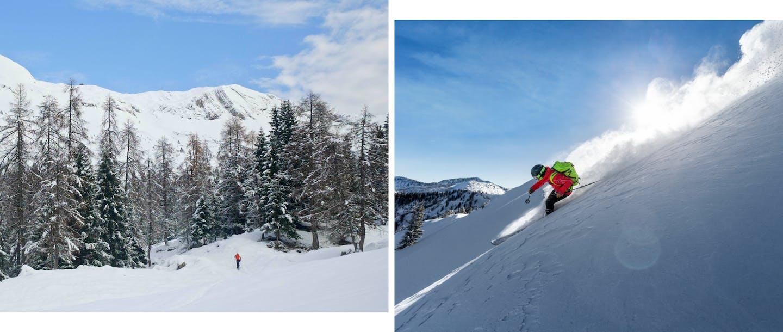 Garmin Multifunktionsuhren für Skitourengeher