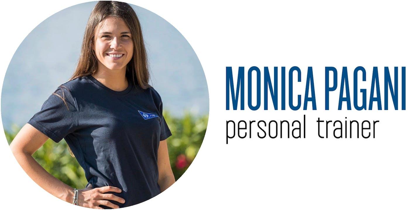 Personal Trainerin Monica Pagani