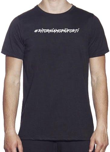 Iceport M #Ritorniamo più forti - T-shirt - Herren