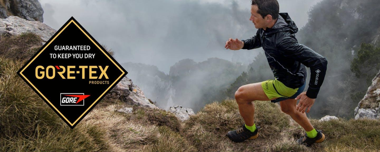 GORE-TEX Produkte für Sport und Freizeit
