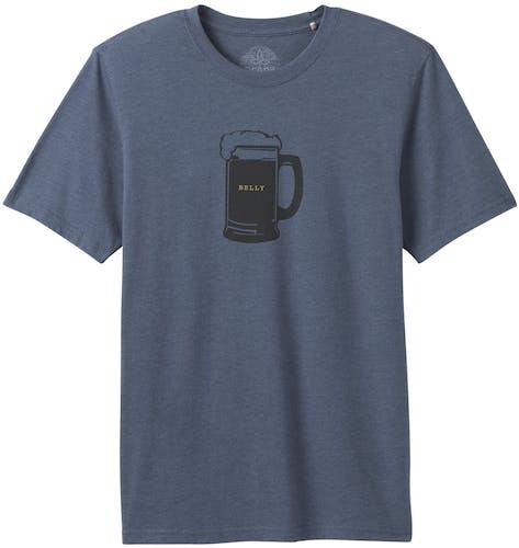 Prana Beer Belly Journeyman - T-Shirt - Herren