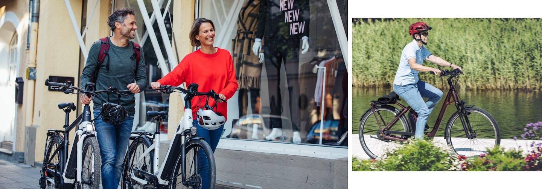 Onlineshop für e-bikes bei SPORTLER.com