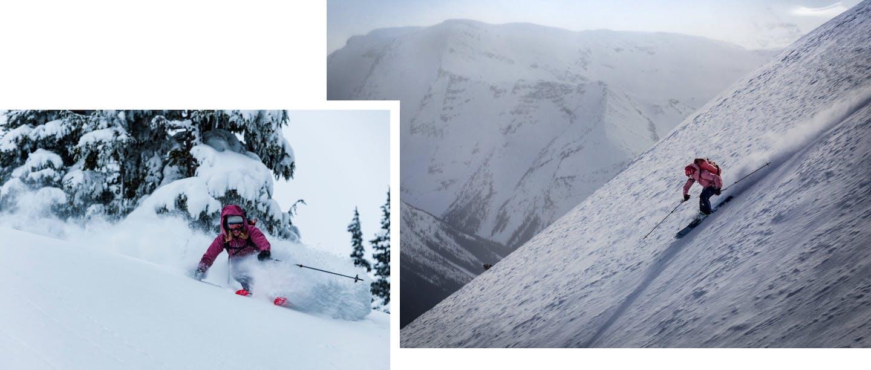 RAB Skitourenkollektion für Damen