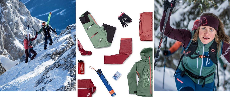 ortovox skitouring collection