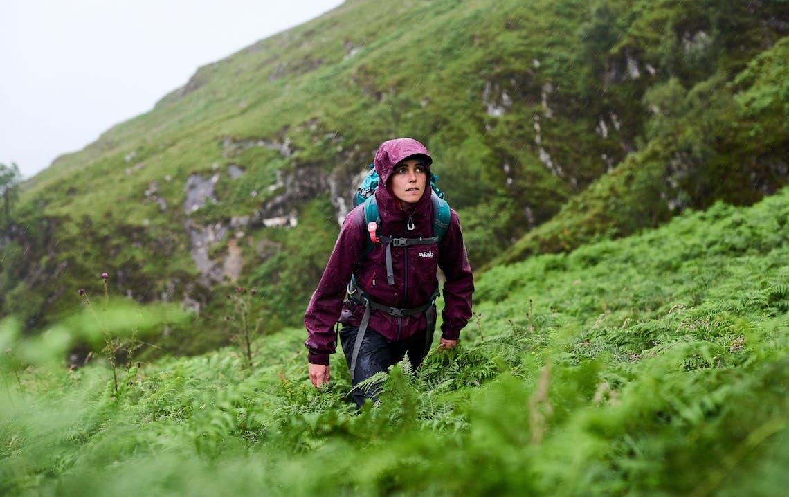 Alpinbekleidung für Damen im Rab Onlineshop