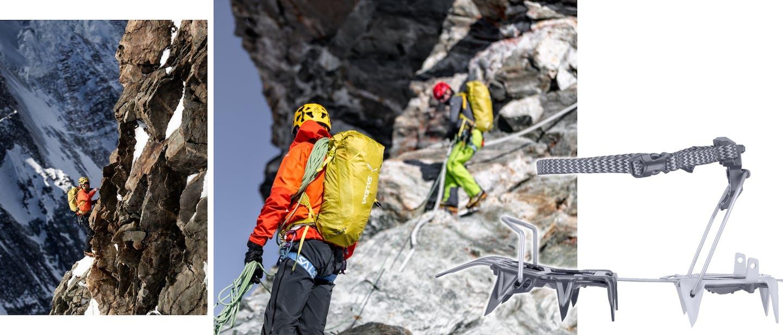 SALEWA Alpinist Pro - Steigeisen