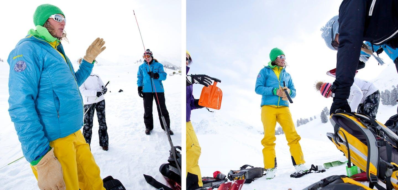 womens camp K2 Nina Schlesener