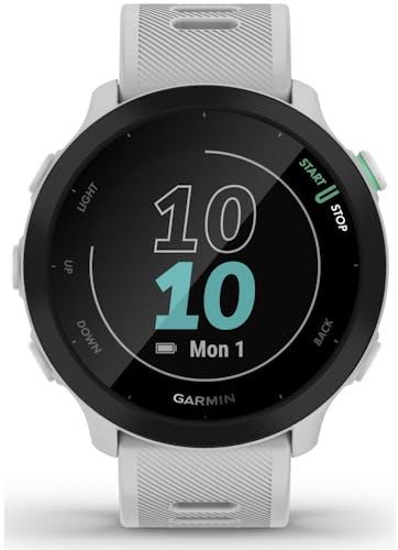GARMIN Forerunner 55 - GPS Smartwatch - White