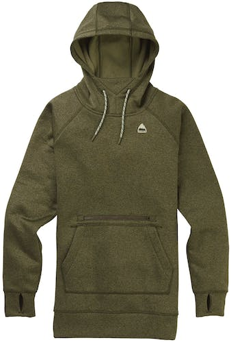 Burton Oak Long - Kapuzenpullover - Damen