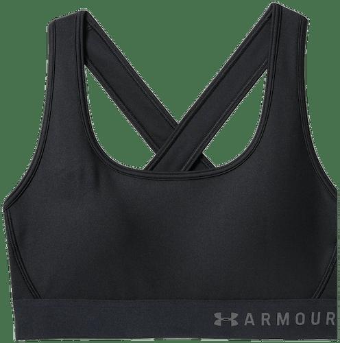UNDER ARMOUR Mid Crossback Bra - Sport-Bh - Damen