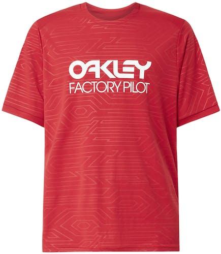 Oakley Pipeline Trail - T-Shirt MTB - Herren