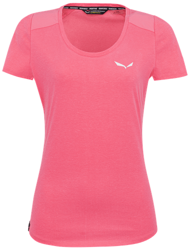 Salewa Alpine Hemp Graphic W S/S - T-shirt - Damen